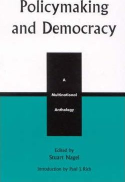 Policymaking and Democracy: Policymaking and Democracy Policymaking and Democracy v. 1