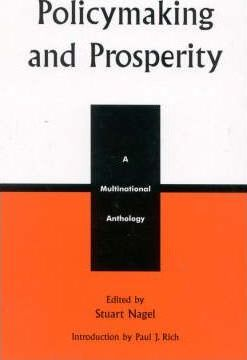 Policymaking and Prosperity: Policymaking and Prosperity v. 2