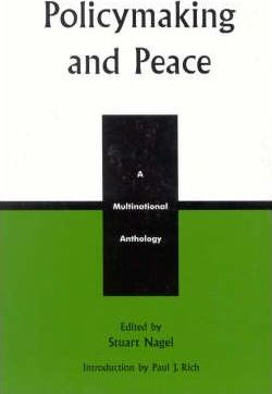 Policymaking and Peace