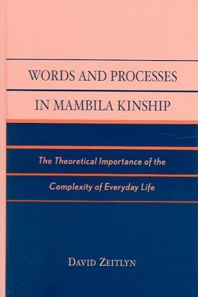 Words and Processes in Mambila Kinship
