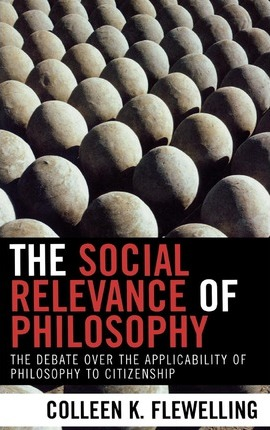 The Social Relevance of Philosophy