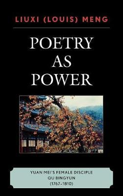 Poetry as Power