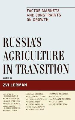 Russia's Agriculture in Transition