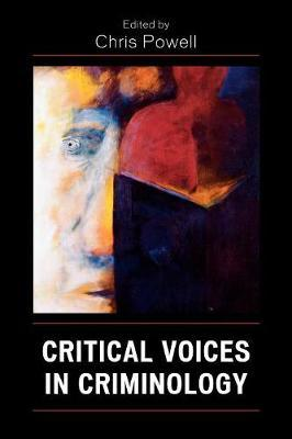 Critical Voices in Criminology