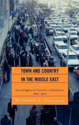 Town and Country in the Middle East
