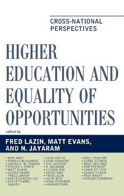 Higher Education and Equality of Opportunity