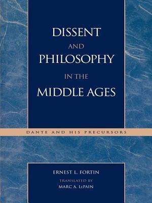 Dissent and Philosophy in the Middle Ages