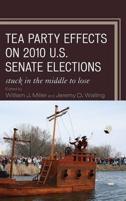 Tea Party Effects on 2010 U.S. Senate Elections