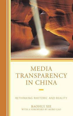 Media Transparency in China