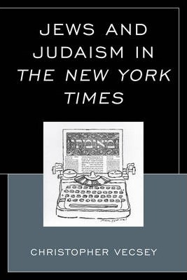 Jews and Judaism in The New York Times