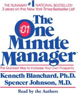 CD: One Minute Manager