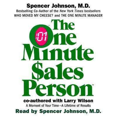 CD: One Minute Salesperson