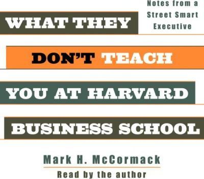 What They Don't Teach You (CD)