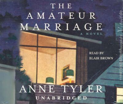 CD: the Amateur Marriage (Uab)