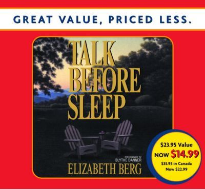 Talk Before Sleep (Pl)(CD)