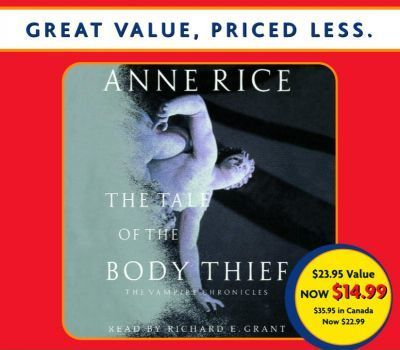 The Tale of the Body Thief (Pl)(CD)