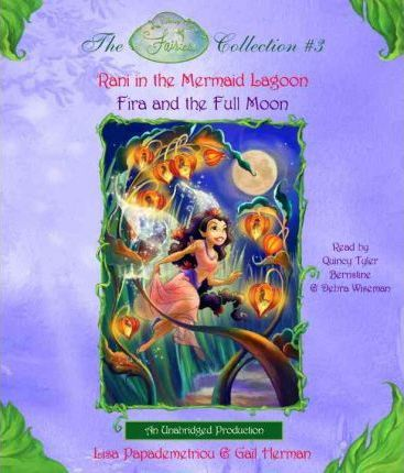 Rani in the Mermaid Lagoon/Fira and the Full Moon