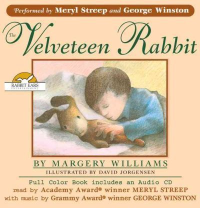 The Velveteen Rabbit Book And Cd Margery Williams Bianco