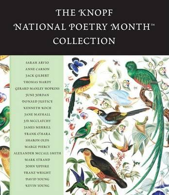 The Knopf National Poetry Month Collection