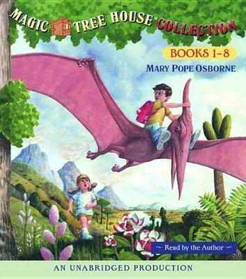Magic Tree House Collection Books 1-8