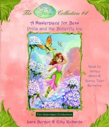 A Masterpiece for Bess/Prilla and the Butterfly Lie