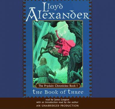 The Prydain Chronicles Book One: The Book of Three