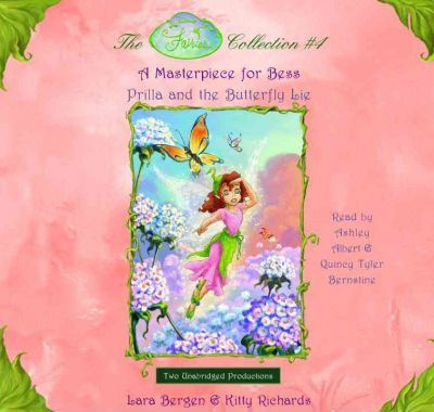 A Masterpiece for Bess, Prilla and the Butterfly Lie