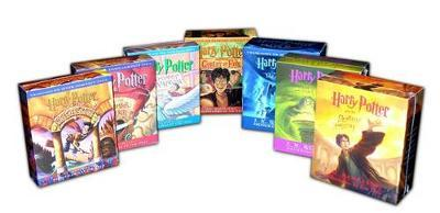 Harry Potter 1-7 Audio Collection