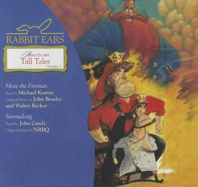 Rabbit Ears American Tall Tales: Volume Three