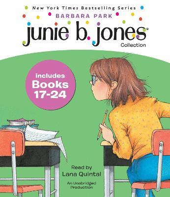 Junie B. Jones Collection Books 17-24