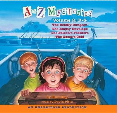 A to Z Mysteries Books D-G