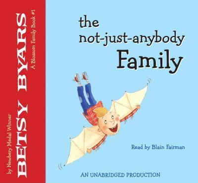 The Not-Just-Anybody Family