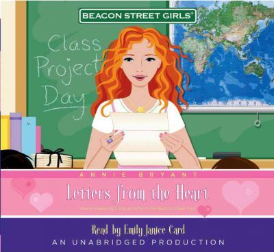 Beacon Street Girls #3: Letters from the Heart