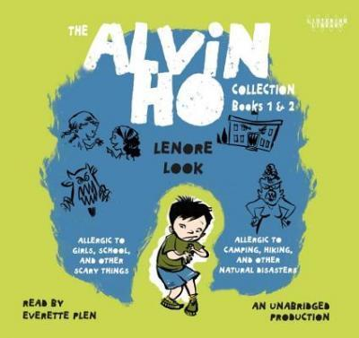 Alvin Ho Collection: Books 1 and 2