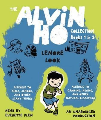 The Alvin Ho Collection: Books 1 & 2