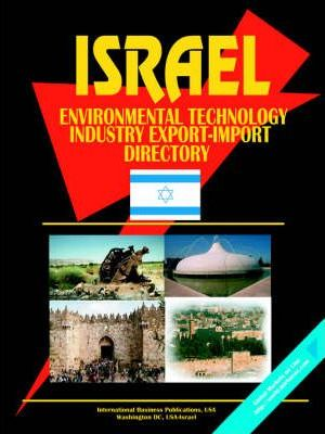 Israel Environmental Technology Industry Export-Import Directory