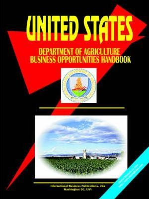 Us Department of Agriculture Business Opportunities Handbook