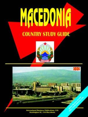 Macedonia Country Study Guide