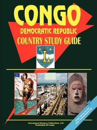 Congo, Democratic Republic Country Study Guide