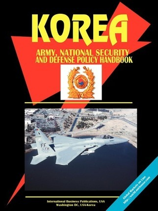 Korea South Army, National Security and Defense Policy Handbook