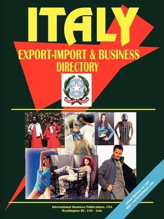 Italy Export-Import Trade and Business Directory