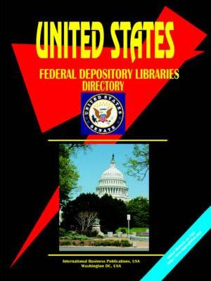 US Federal Depository Libraries Directory