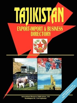 Tajikistan Export-Import Trade and Business Directory