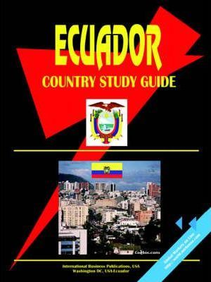 Ecuador Country Study Guide