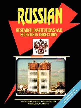 Russia Research Institutions and Scientists Directory