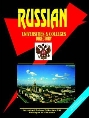 Russian Universities and Colleges Directory
