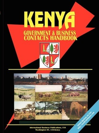 Kenya Government and Business Contacts Handbook