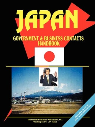 Japan Government and Business Contacts Handbook