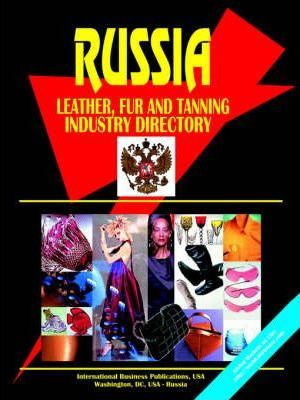 Russian Leather, Fur and Tanning Industry Directory