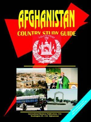 Afghanistan Country Study Guide
